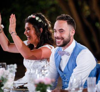 Sonia et Maxime dans 'Mariés au premier regard'