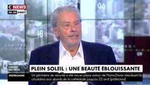 """""""L'heure des pros"""" : Emu, Alain Delon rend hommage à Pascal Praud"""