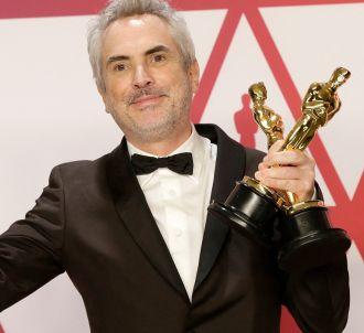 Alfonso Cuaron était reparti des Oscars 2019 avec trois...