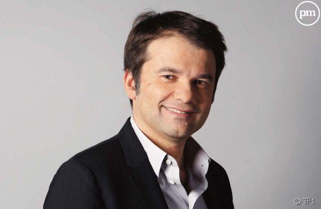 Fabrice Bailly, directeur des programmes et des acquisitions du Groupe TF1