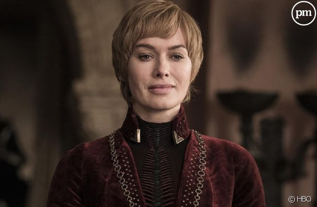 """Lena Headey alias Cersei Lannister dans """"Game of Thrones"""""""
