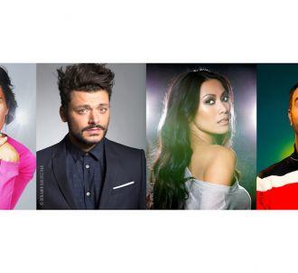 Le jury de 'Mask Talent' sur TF1