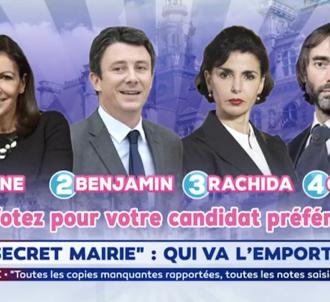 Christophe Beaugrand parodie la campagne municipale de Paris