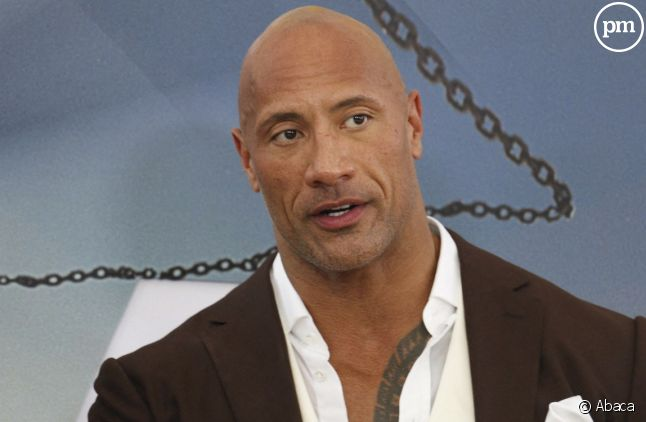 Dwayne Johnson (The Rock)