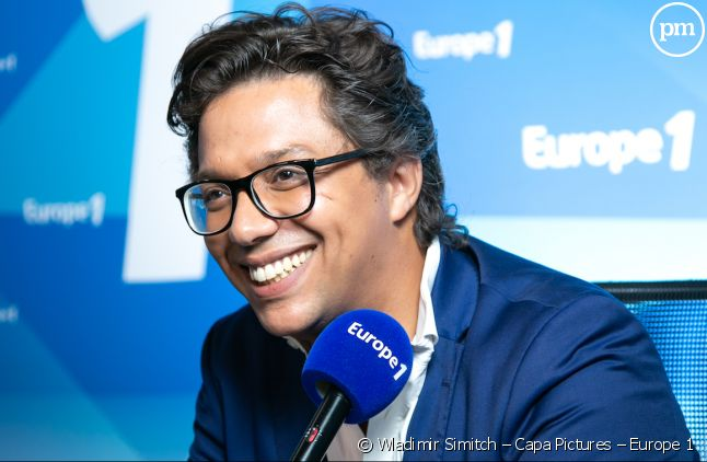 Matthieu Belliard, le matinalier d'Europe 1