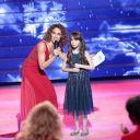 Beata, 10 ans, catégorie chant