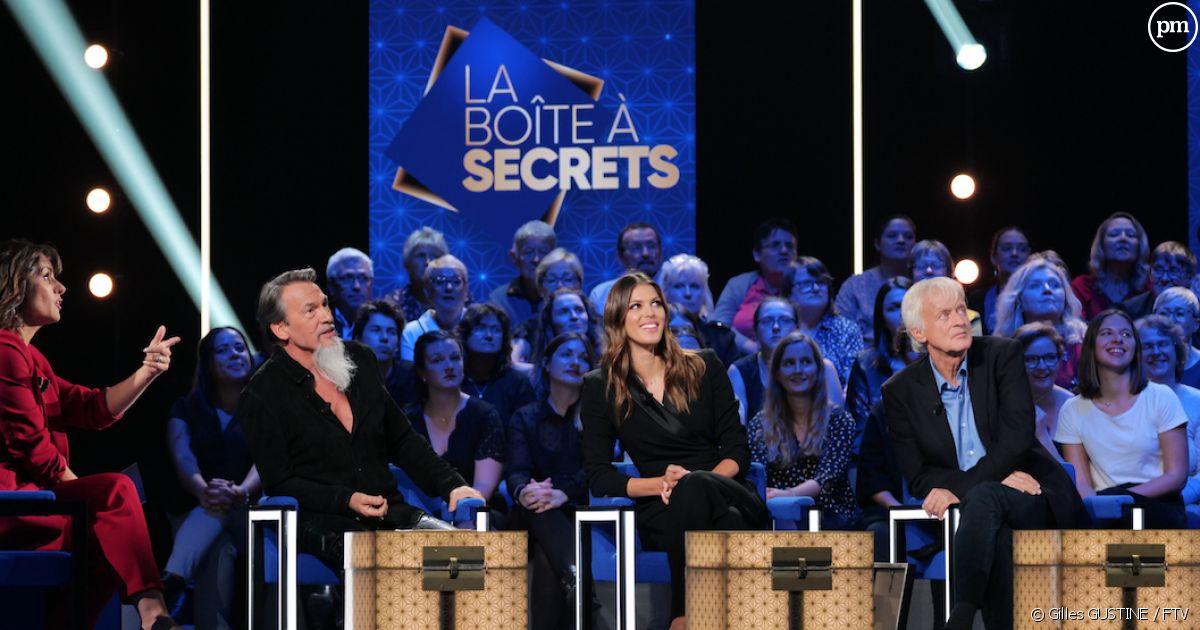 La Boite A Secrets Faustine Bollaert De Retour Ce Soir Sur France 3 Puremedias