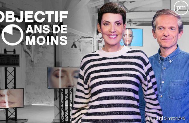 Cristina Cordula et le Dr Frédéric Saldmann basculent en deuxième partie de soirée