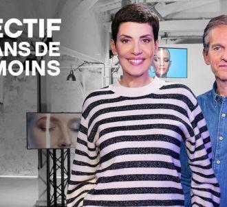 Cristina Cordula et le Dr Frédéric Saldmann basculent en...