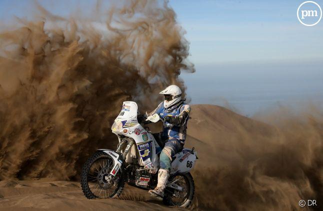 Le magazine du Dakar profite à France 4