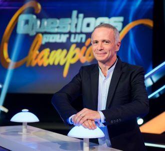 Samuel Etienne dans 'Questions pour un champion'
