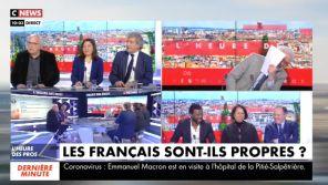 CNews : Fou rire de Pascal Praud après une sortie de Jean-Claude Dassier sur la propreté des Français