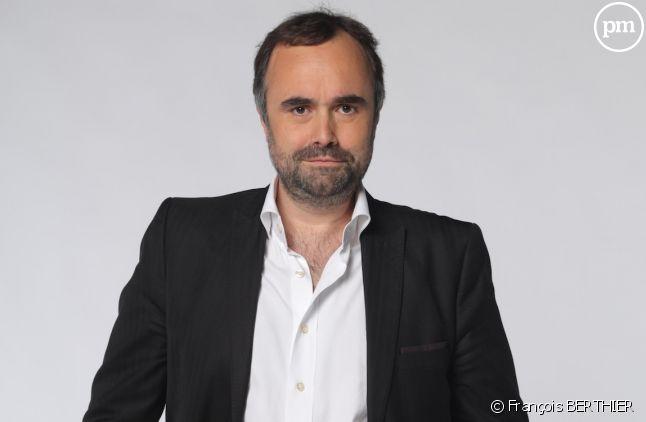 Gaël Sanquer, directeur délégué des médias musicaux du groupe NRJ, en interview sur puremedias.com