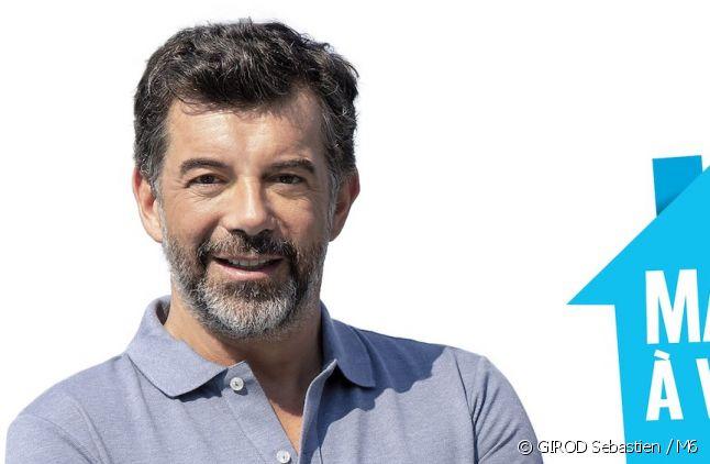 """Stéphane Plaza, animateur de """"Maison à vendre"""""""