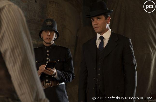 Yannick Bisson dans le rôle de l'inspecteur Murdoch