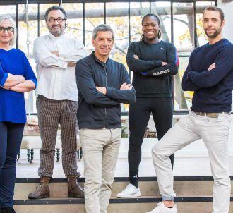 Michel Cymes et ses experts
