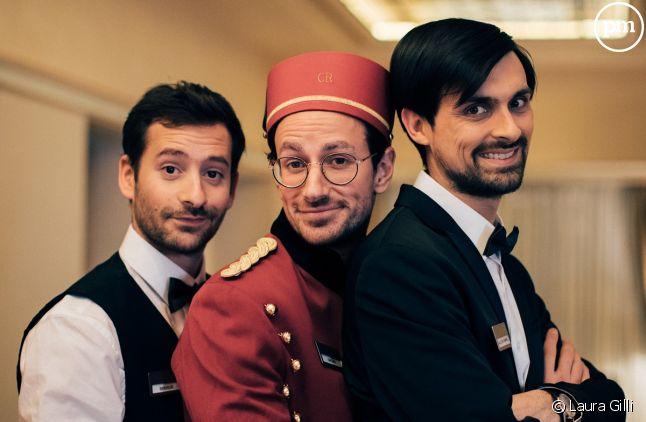 Ugo, Manu et Choopa du Lollywood en interview sur puremedias.com.