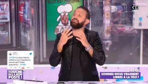 """Après ses propos sur """"Charlie Hebdo"""", Cyril Hanouna appelle à """"l'apaisement"""" et veut """"éviter les messages de haine"""""""