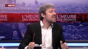 """Julien Cazarre et Sébastien Thoen parodient """"L'heure des pros"""" de Pascal Praud"""