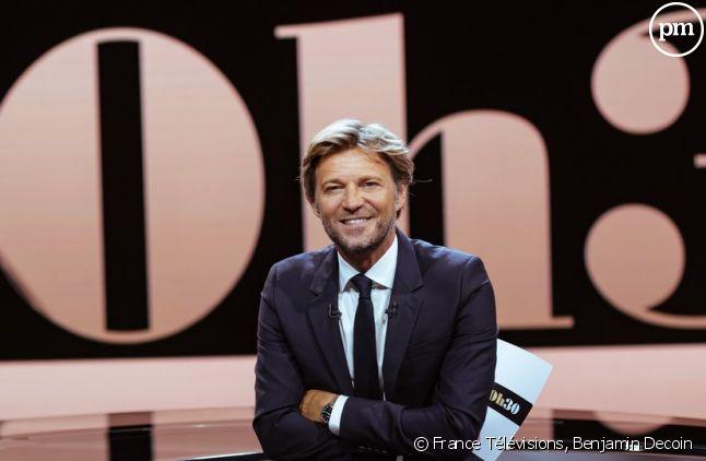 Laurent Delahousse.