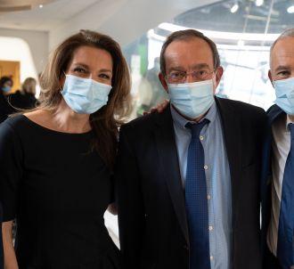 Anne-Claire Coudray, Jean-Pierre Pernaut, Gilles Bouleau