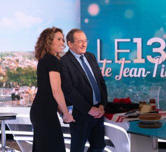 Jean-Pierre Pernaut avec sa successeur, Marie-Sophie...