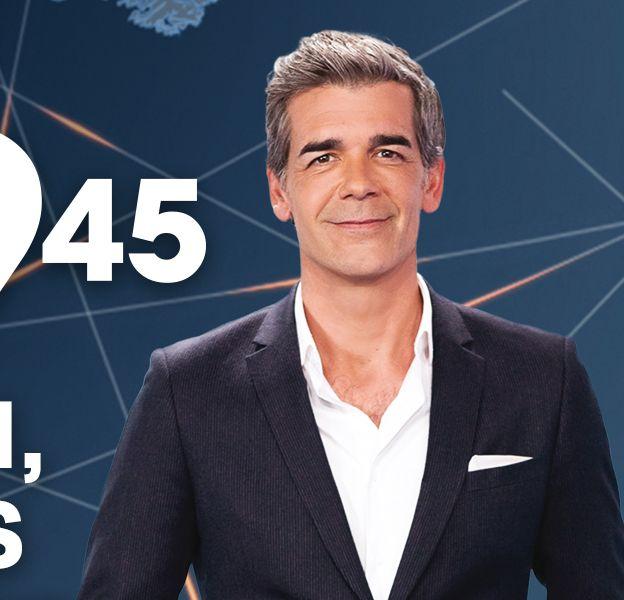 """Xavier de Moulins, présentateur titulaire du """"19.45"""" semaine"""