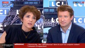 """""""Journalisme mortel"""" : Jean-Luc Mélenchon s'attaque à Elizabeth Martichoux"""