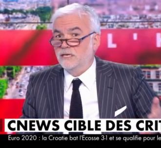 Sur CNews, Pascal Praud règle ses comptes avec Sonia...