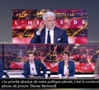 Un bug coupe le son de Pascal Praud sur CNews