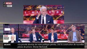 """""""L'heure des pros 2"""" : Un bug coupe (encore) le son de Pascal Praud sur CNews"""