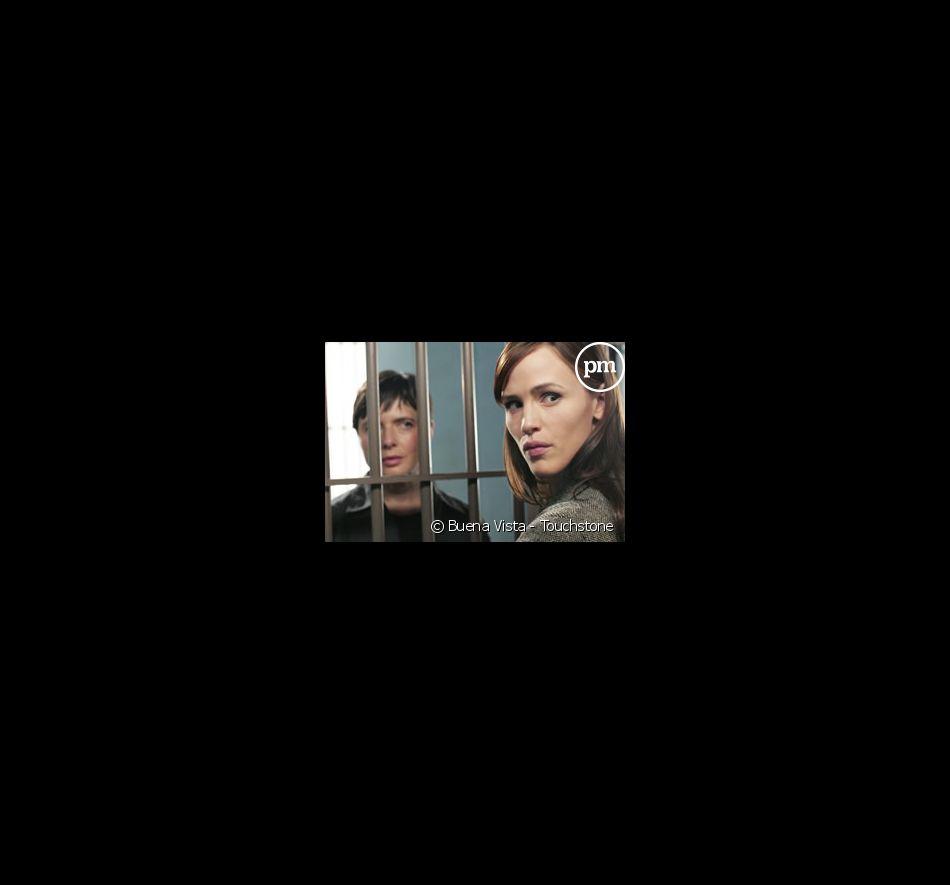 "Isabella Rosselini et Jennifer Garner dans la série ""Alias"""