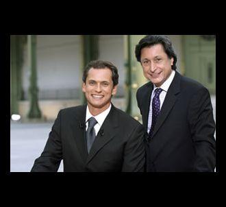 Louis Laforge et Patrick de Carolis