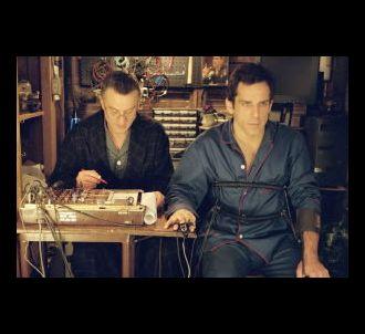 Robert de Niro et Ben Stiller dans 'Mon beau-père et moi'