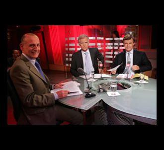 'Grand Jury RTL-Le Figaro-LCI' présenté par Jean-Michel...