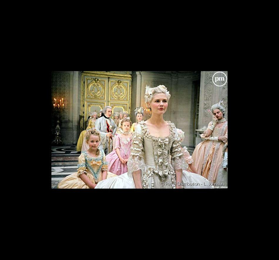 """Kirsten Dunst dans """"Marie-Antoinette""""."""