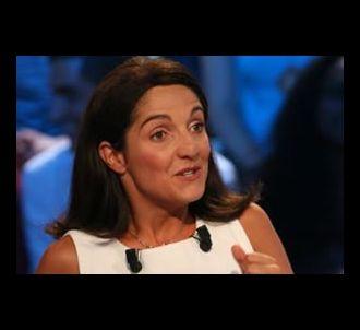 Florence Foresti, chroniqueuse de 'On n'est pas couché'...