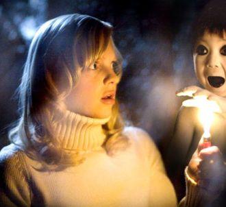 Anna Faris dans 'Scary movie 4'.