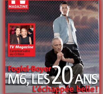 'TV Magazine' du 4 mars avec Marc-Olivier Fogiel et...