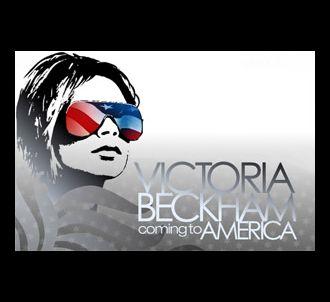 Logo de l'émission spéciale 'Victoria Beckham - Coming to...