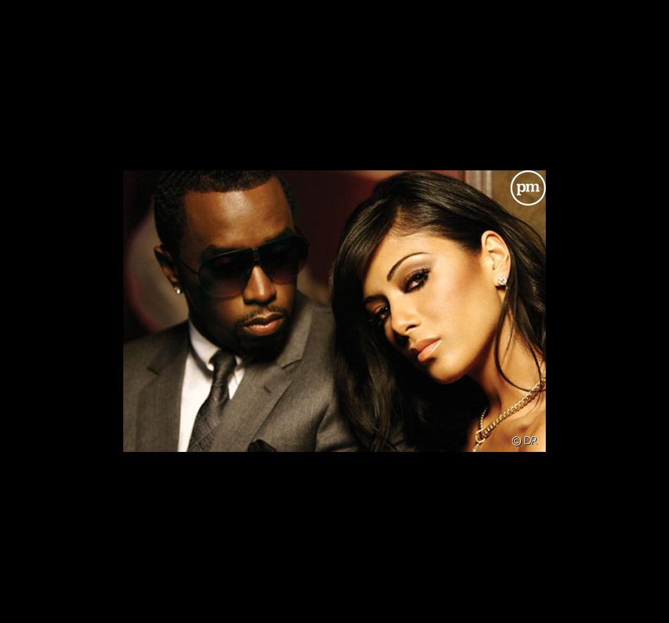 P. Diddy et Nicole Scherzinger des Pussycat Dolls