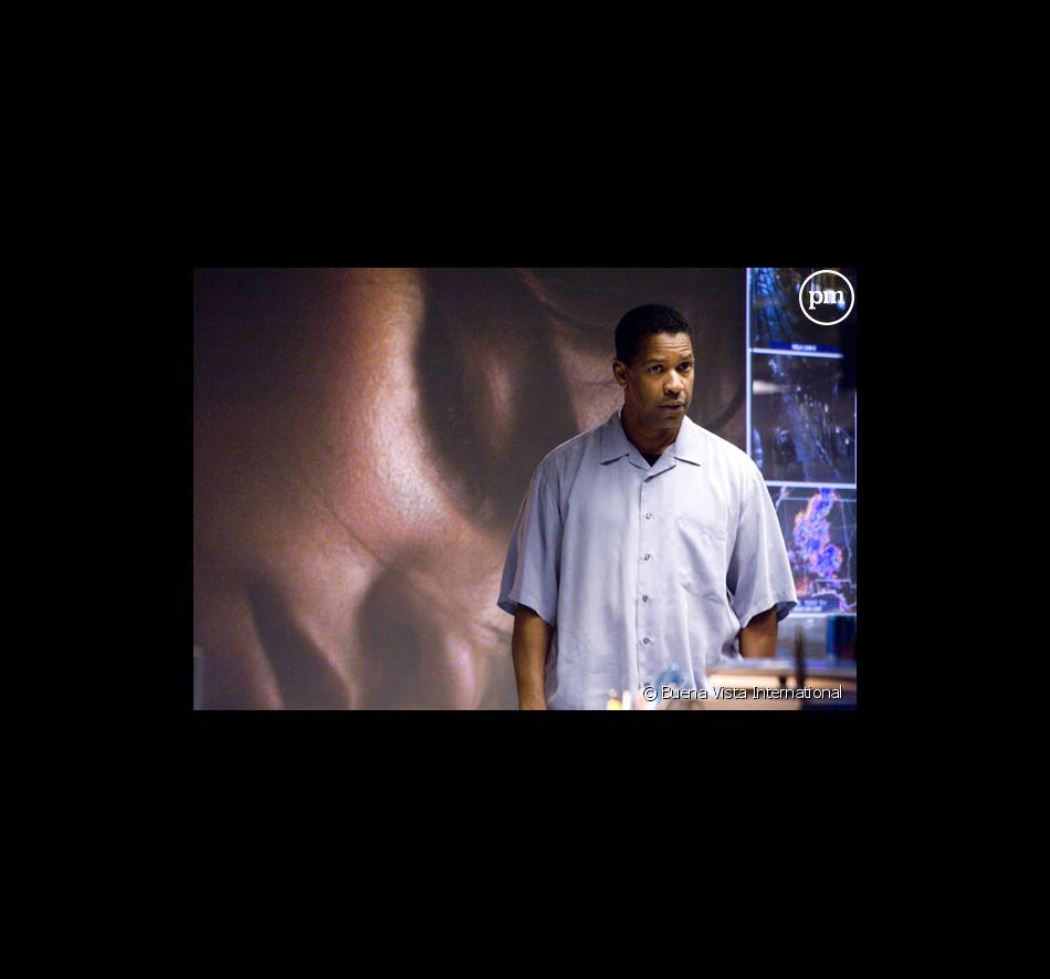 """Denzel Washington dans """"Déjà vu""""."""