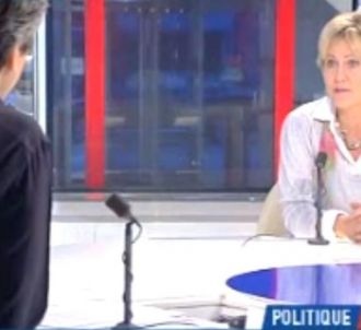 Clash entre Aymeric Caron et Nadine Morano en 2007 sur...