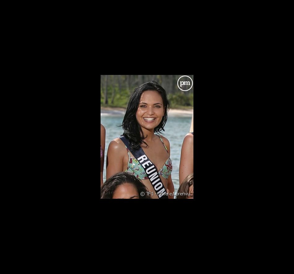 """Miss Réunion élue """"Miss France 2008"""""""
