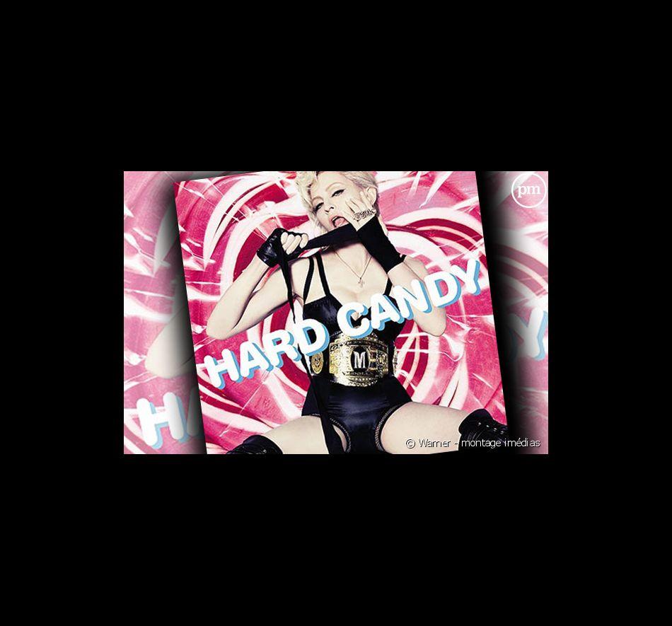 """""""Hard Candy"""", le nouvel album de Madonna."""