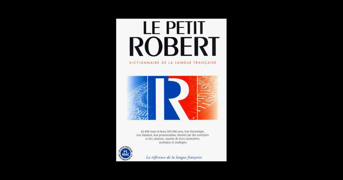 Jaquette Dvd Le Petit Robert Version 2 Photo Puremedias
