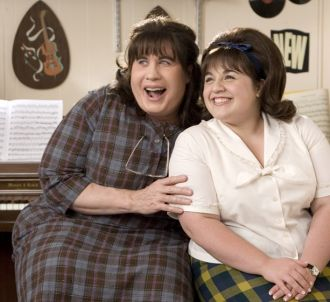 John Travolta et Nikki Blonsky dans 'Hairspray'