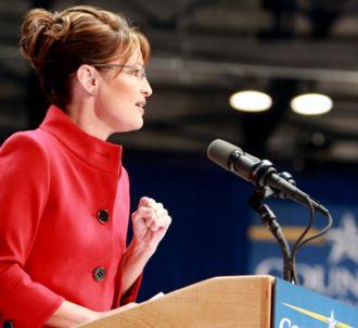 Sarah Palin pendant la campagne présidentielle