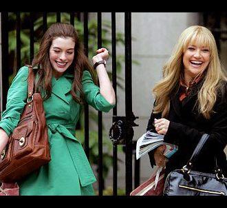 Anne Hathaway et Kate Hudson dans 'Bride Wars'