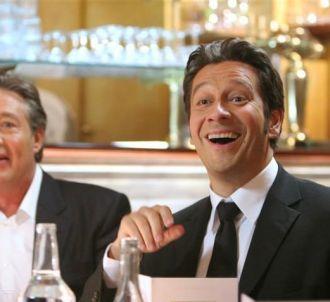 Patrick Sabatier reçoit Laurent Gerra dans 'L aventure...